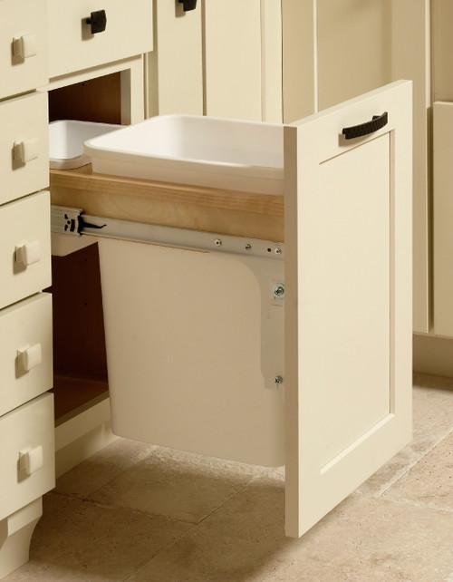 Base Wastebasket Cabinet   CliqStudios.com