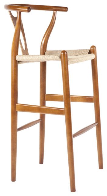 Stilnovo Wishbone Barstool Midcentury Bar Stools And