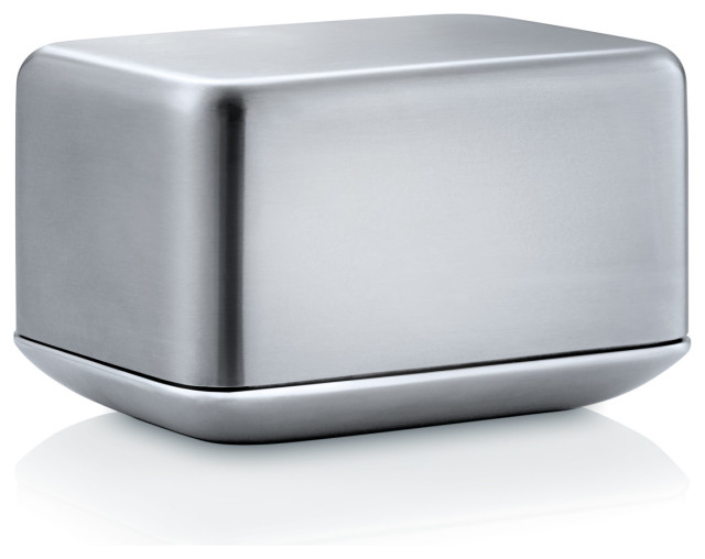 Breakfast and Coffee Basic Butter Dish - Modern - Butter ...