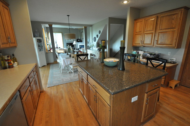 Kitchen Remodel - ReFacing Kitchen Cabinets - Modern ...