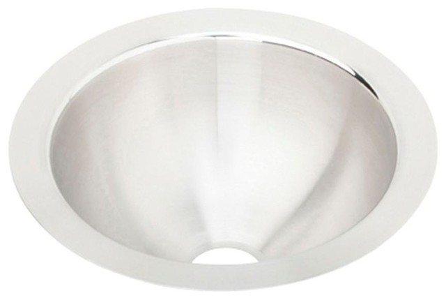 Lustertone undermount stainless steel 11 3 8x11 3 0 for 8x4 bathroom ideas
