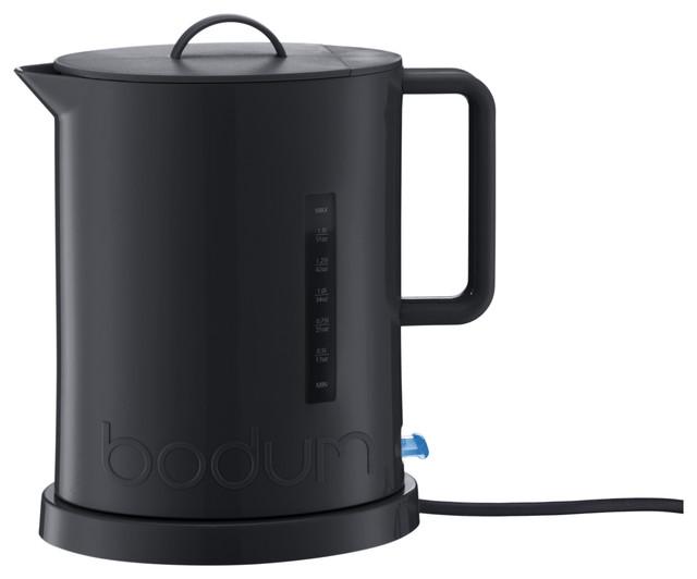 Bodum Ibis Electric Water Kettle 1.7 L, 57 Oz, Us Version - Contemporary - Kettles - by Bodum ...