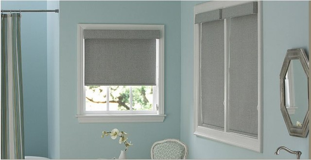 Bathroom Roller Blinds Other By 3 Day Blinds