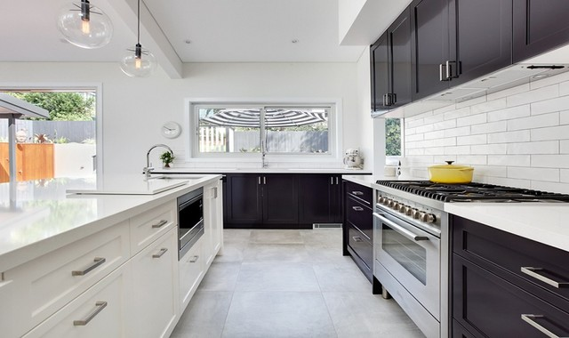 Hampton Style Cti Kitchens Traditional Sydney By Cti Kitchens Designer Joinery