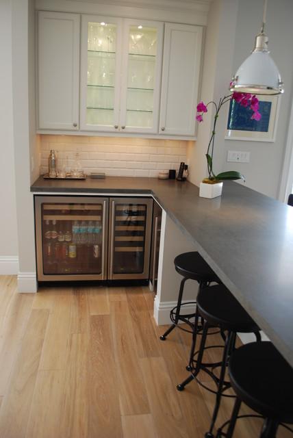 Coral Gables Contemporary kitchen contemporary