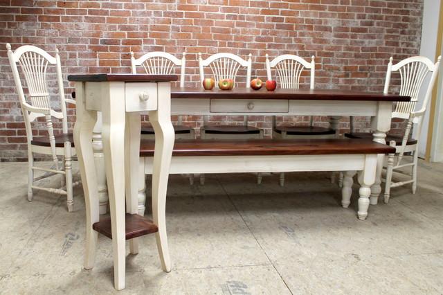 Custom Dining Set Farmhouse Dining Sets