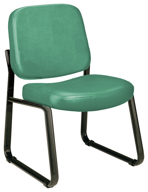 Armless Vinyl Office Chair Teal Contemporary Office  : contemporary office chairs Armless Chairs <strong>On Sale</strong> from www.houzz.com size 494 x 640 jpeg 46kB