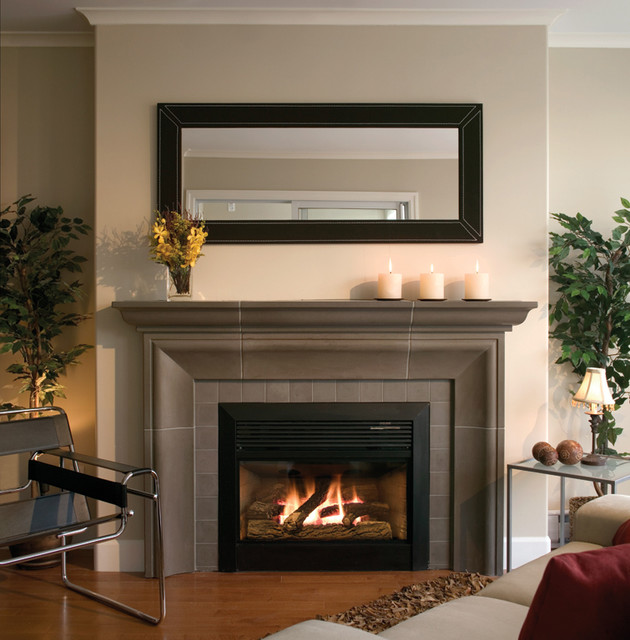 Fireplace Surrounds By Solus Decor Inc