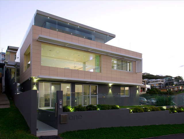 Merewether beach house contemporary newcastle for Beach house designs newcastle