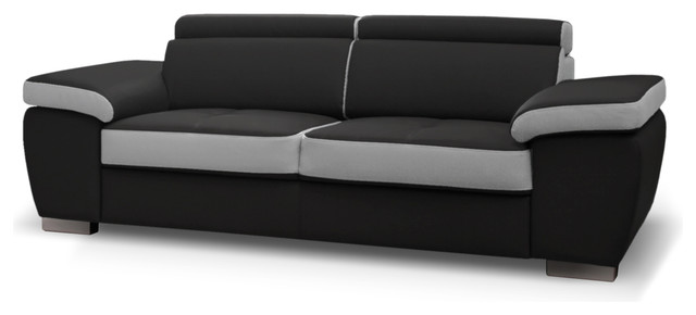 canap s 3places et 2 places sofas 3 2 contempor neo sof s other metro de modernist. Black Bedroom Furniture Sets. Home Design Ideas