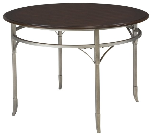 Houzz Dining Table: Round Dining Table