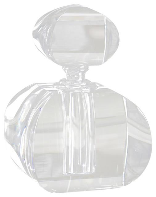 Zodax Modern Morocco Glass Perfume Bottle - Modern - Home ...