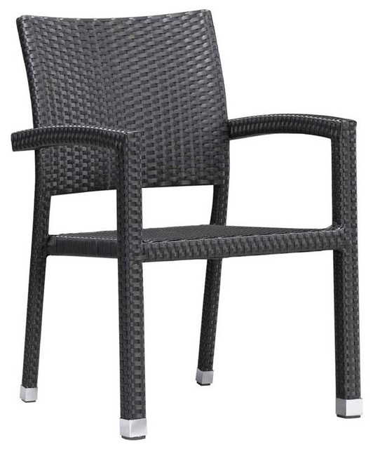 Boracay Dining Chair By Zuo Modern Modern Outdoor Dining Chairs