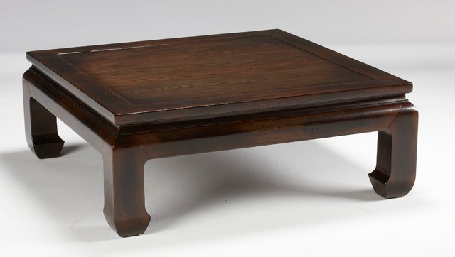dynasty square coffee table traditional coffee tables