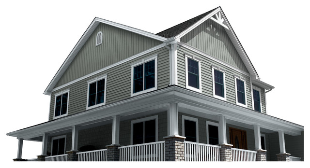 Board And Batten Premium Vertical Vinyl Siding Outdoor