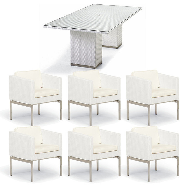 HD wallpapers arctic dining set white