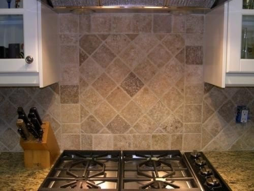 Where To End Backsplash