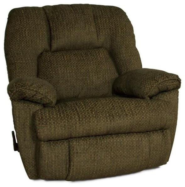 Chelsea Home Furniture Advantage Handle Chaise Rocker