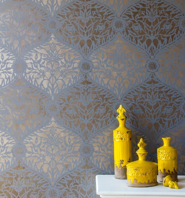 royal design studio mughal trellis moroccan wall stencil by royal design studio wall stencils