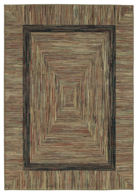 barnwood rug 4 x 5 clearance rustic home decor