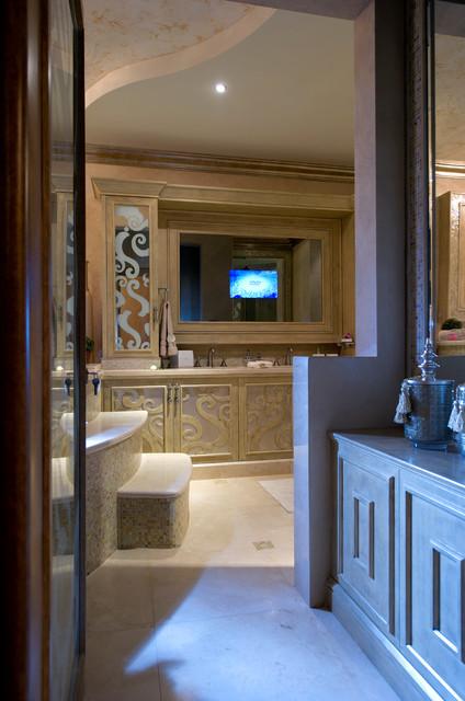 Emirates Hills Dubai Uae Contemporary Bathroom Other By Perla Lichi Design