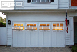 Custom-Made Carriage Garage Door Prices, Get the Highest Quality ...