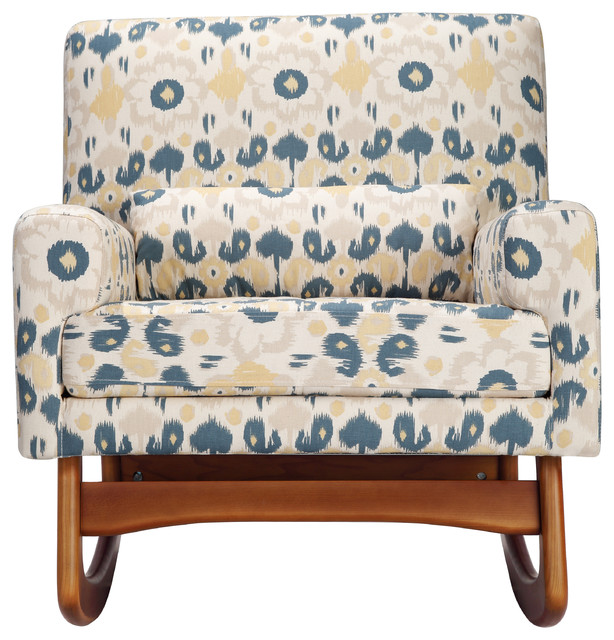 ... Limited Edition, Bazaar Cotton in Spring, Spring modern-rocking-chairs
