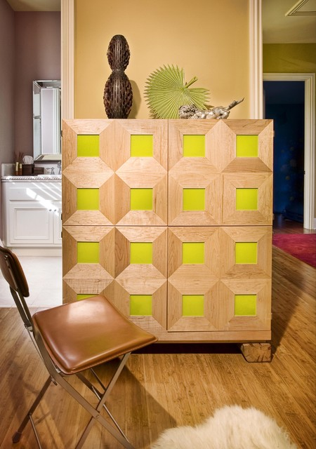 Home Office Cabinet in Guestroom in Sonoma Residence ...