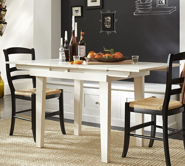 Houzz Dining Table: Eastlake Extending Kitchen Table