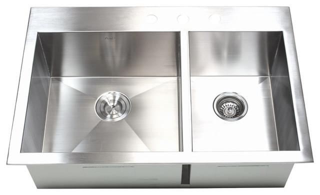 Top Mount Kitchen Sinks : All Products / Kitchen / Kitchen Fixtures / Kitchen Sinks