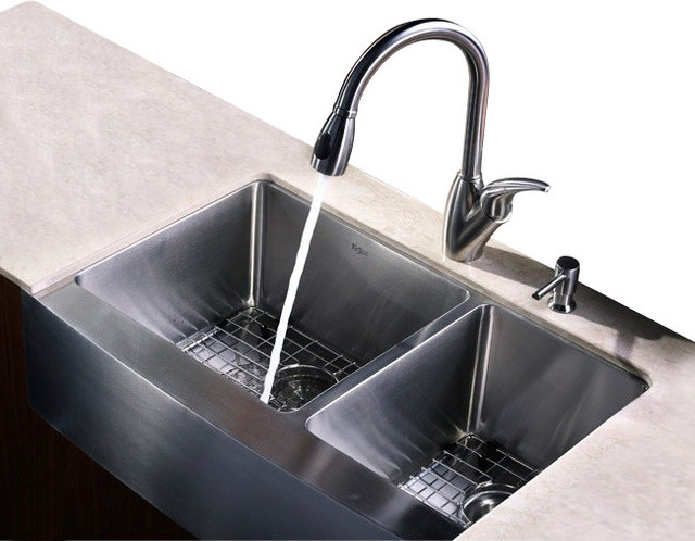 Bowl Sink Faucet : All Products / Kitchen / Kitchen Fixtures / Kitchen Sinks