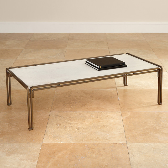 Global Views Runners Cocktail Table Modern Coffee Tables By Zinc Door