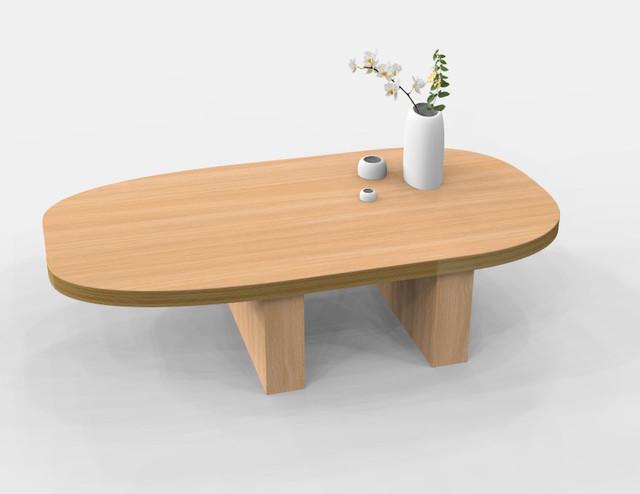 geta contemporain table basse par malherbe edition. Black Bedroom Furniture Sets. Home Design Ideas