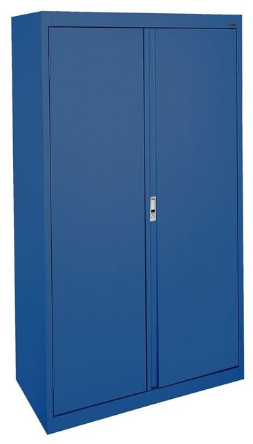 Storage & File Cabinets: Sandusky Garage Cabinets System Series 30 in. W x 64 - Contemporary ...