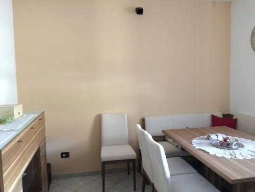 Colore parete e quadro