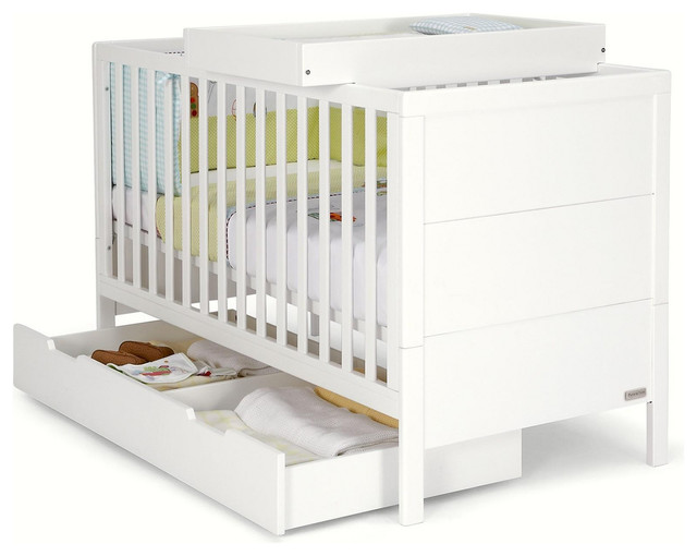 Yale Furniture Package White Traditional Cots Cribs And Cot Beds Other Metro By Mamas