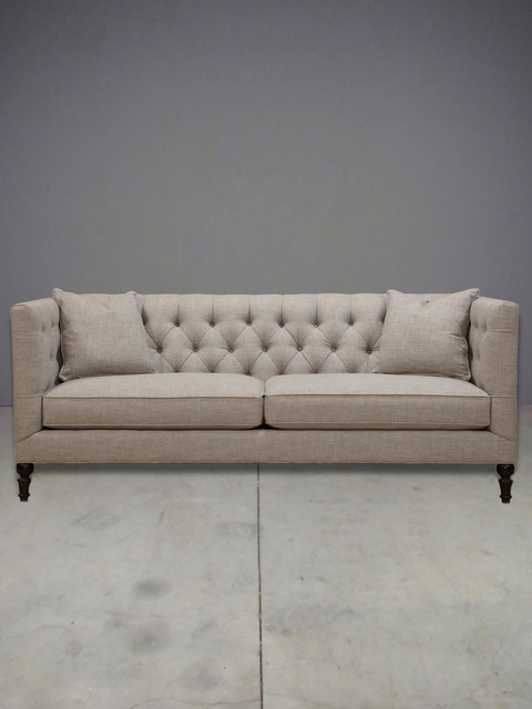Eclectic Sofa : mansfield sofa - Eclectic - Sofas - austin - by red: modern lines ...