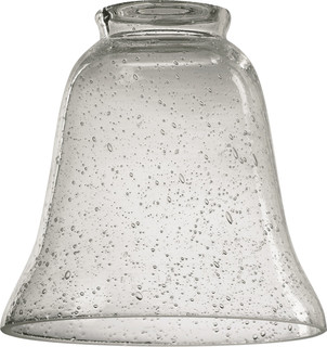 Quorum 2801 2 25 Quot Clear Seeded Glass Contemporary