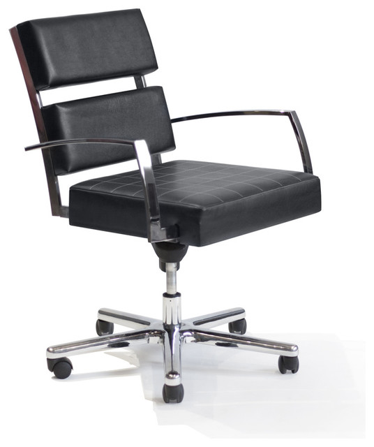 Executive Low Back Chair By Lounge22 Modern Office Chairs Orange County