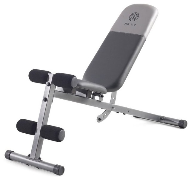 Gold s gym xr weight bench ggbe contemporary