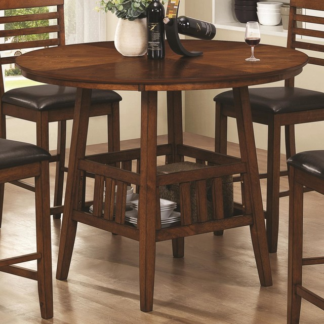 Knoxville Counter Height Table - Transitional - Dining Tables - other ...
