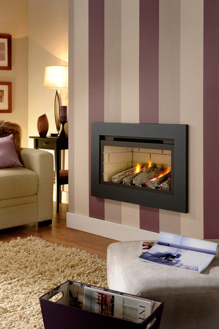 Crystal Fires Boston Gas Fireplace Modern Fireplaces Other Metro By