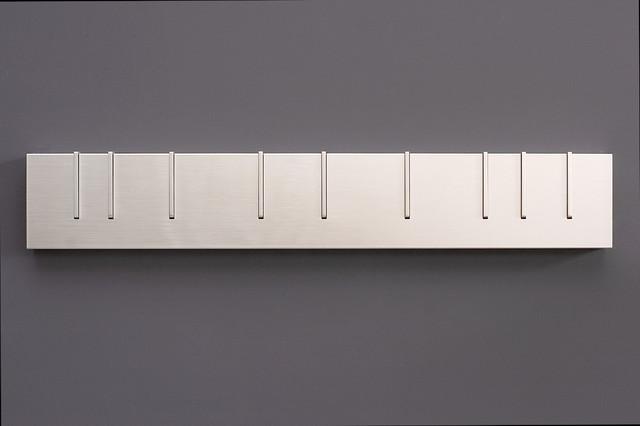 Symbol Coat Rack Monochrome Modern Wall Hooks By