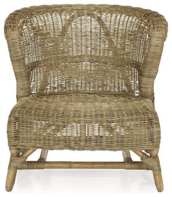 chiara fauteuil en rotin bord de mer fauteuil par alin a mobilier d co. Black Bedroom Furniture Sets. Home Design Ideas