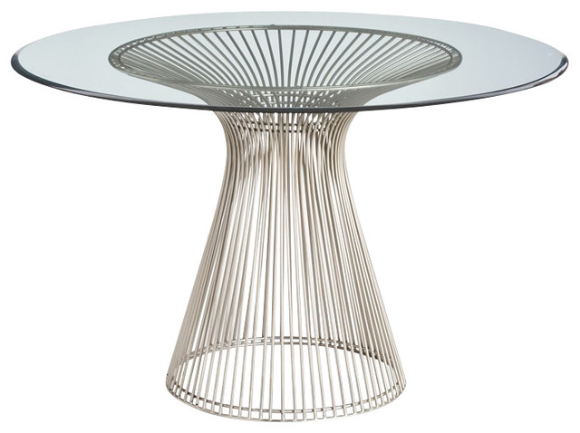 modern round entry table 3