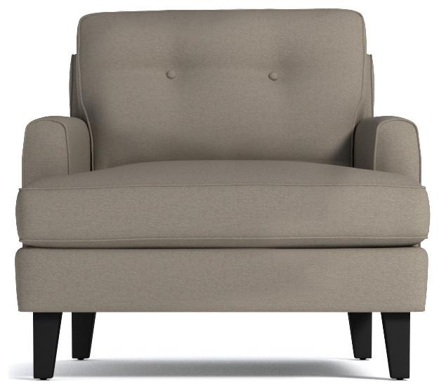 Virgil chair woven gravel retro sillones y butacas de apt2b - Butacas y sillones ...