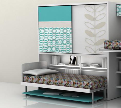 Poppiboard murphy bed   trendy   skabssenge   af resourcefurniture.com