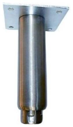 "Component Hardware 4"" Stainless Steel Adjustable Leg ..."