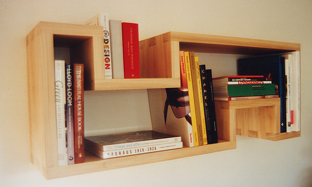 this way up by andrew carpenter design display wall shelves