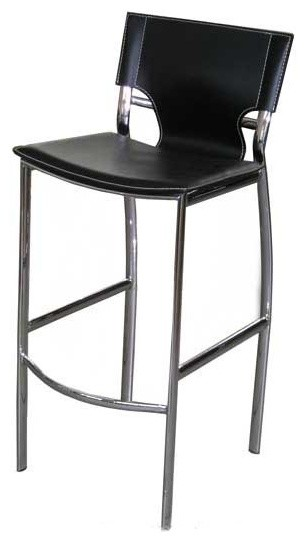 Venice Stool Black Counter Height 24quot Contemporary  : contemporary bar stools and counter stools from www.houzz.com size 306 x 542 jpeg 23kB